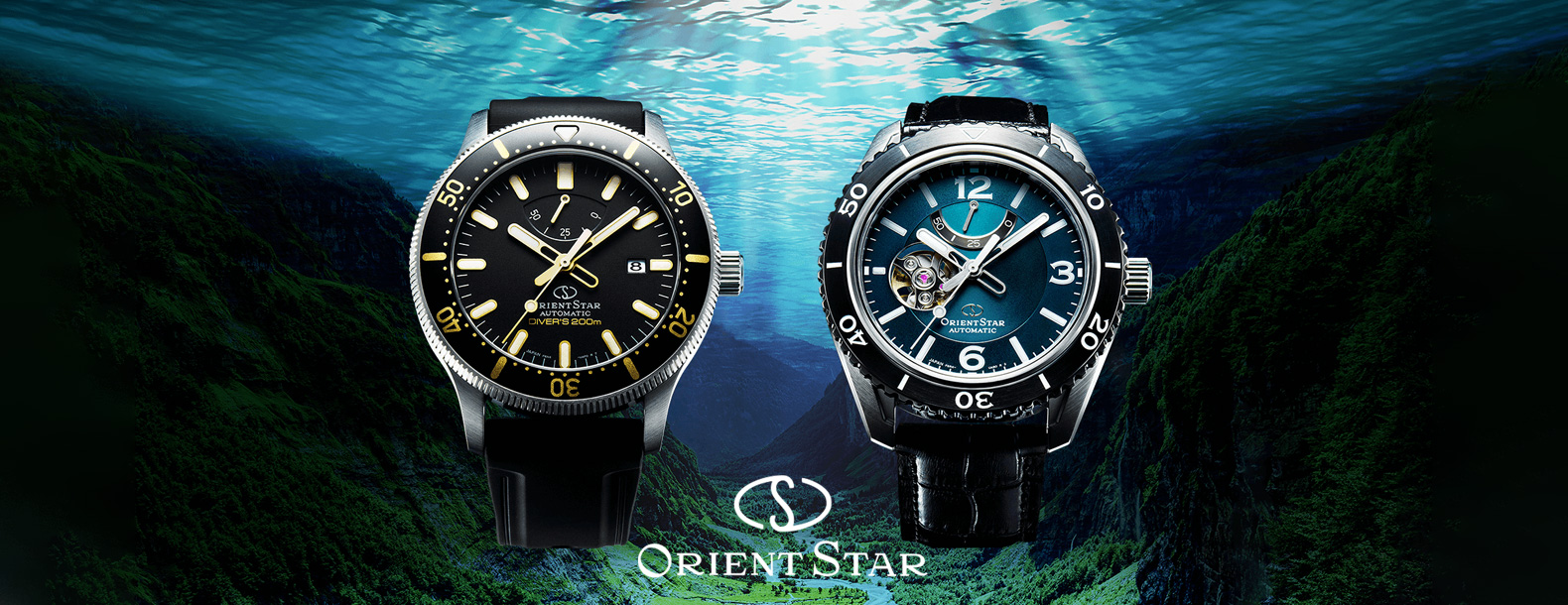 ORIENT STAR/Sports Collection