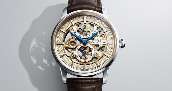 b910c6c04a 「オリエントスター」は、1951年の誕生以来、 ロングセラーを続ける機械式時計です。